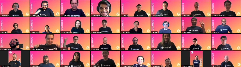 Commit Team Photo